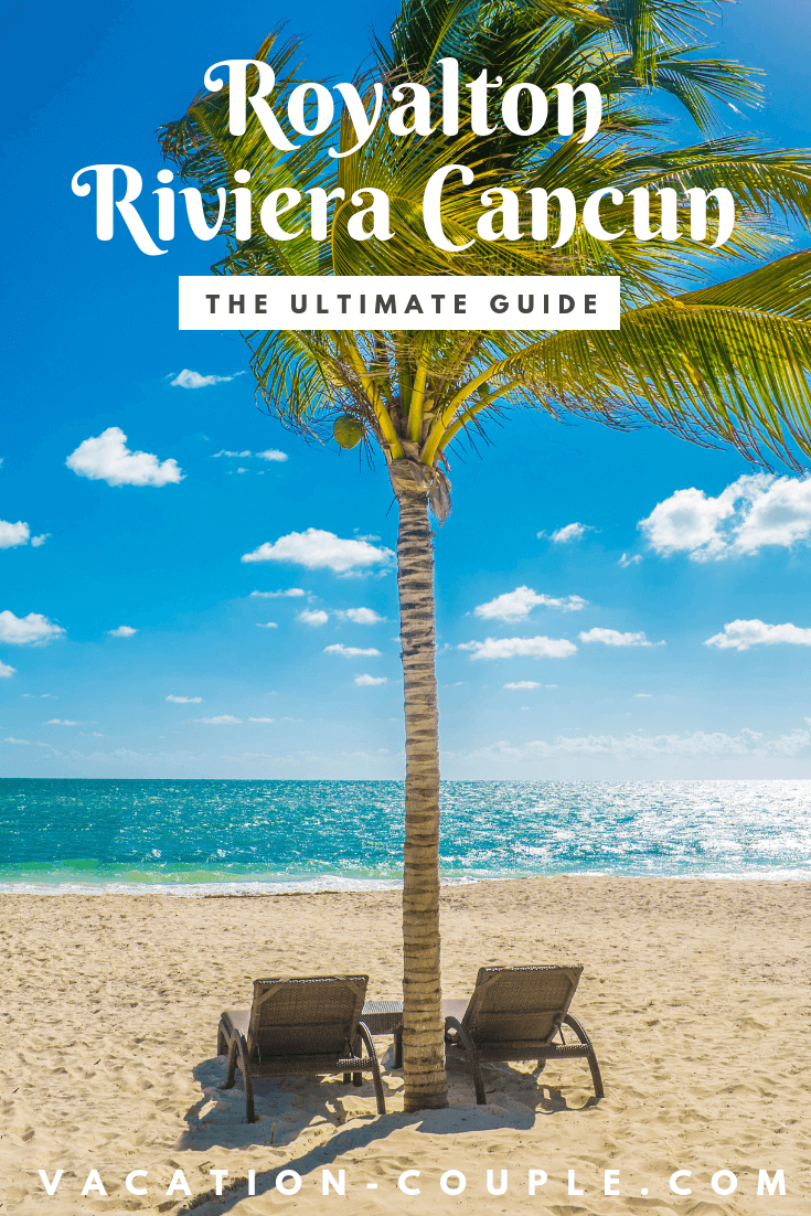 Wondering what it\'s like to stay at the Royalton Riviera Cancun? Watch our video, room tour, and read our review of this all-ages paradise!