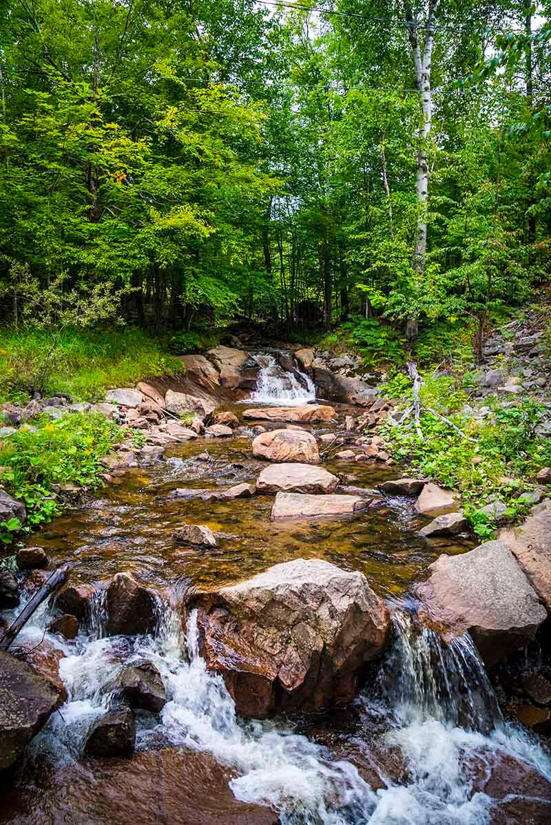 Mont Tremblant Hiking Hike Photography Class VacationCouple Adidas