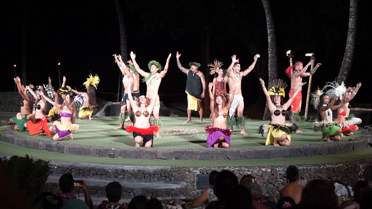 hawaiian culture celebration and dance at the old lahaina luau Top things to do in Hawaii