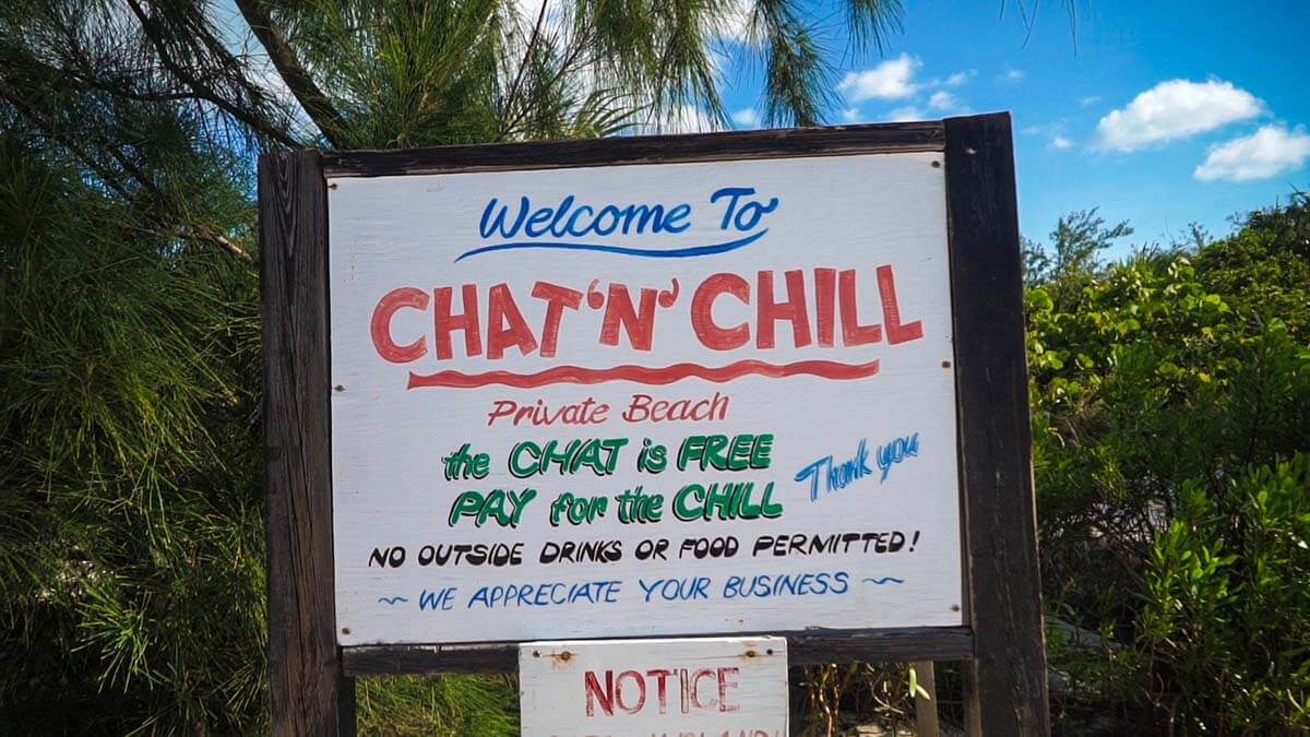 Chat N Chill Things to do in Exuma