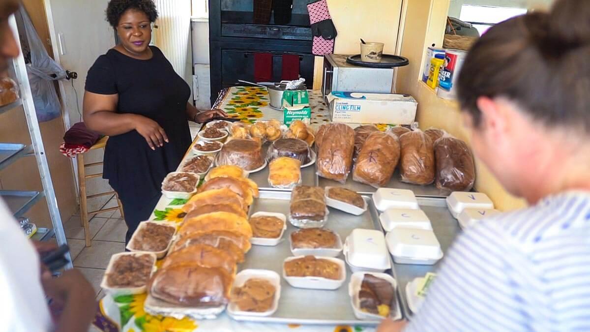 Santanas Moms Bakery Things to do in Exuma Little Exuma