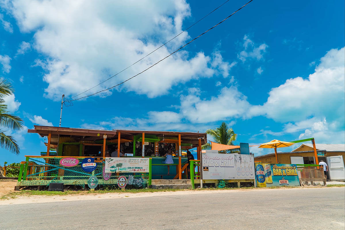 Santanas Bar & Grill Things to do in Exuma Little Exuma