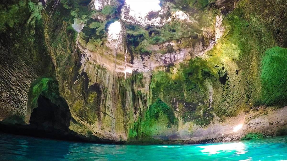 Thunderball Grotto Things to do in Exuma