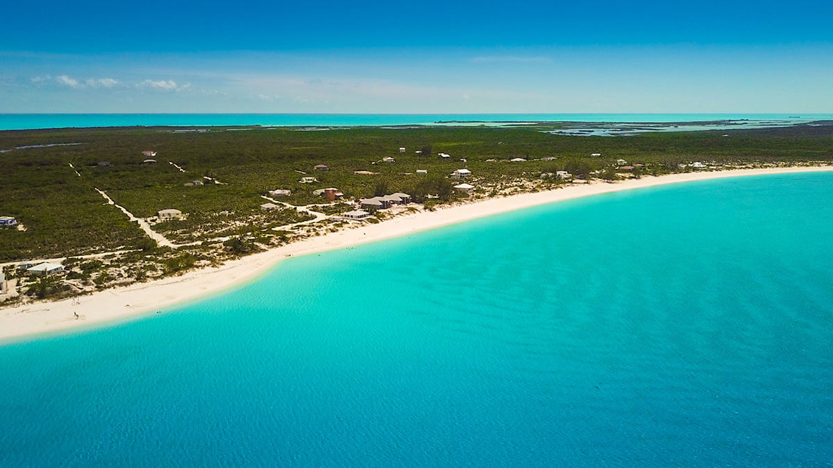 Tropic of Cancer Beach Things to do in Exuma