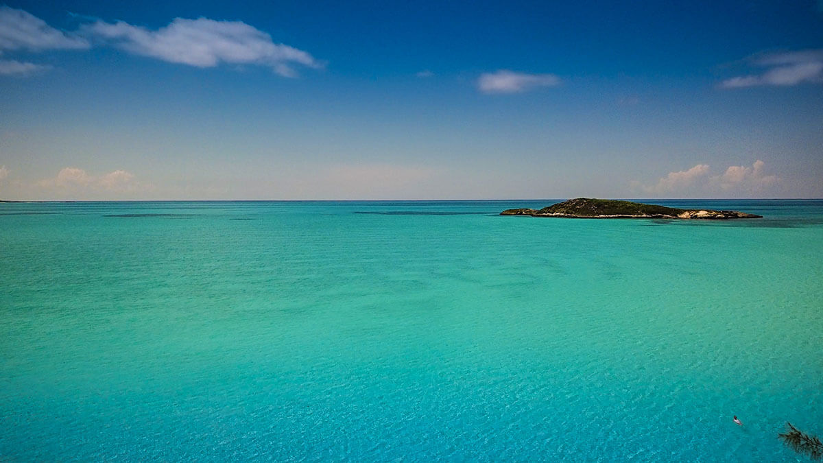 Tropic of Cancer Beach View Things to do in Exuma