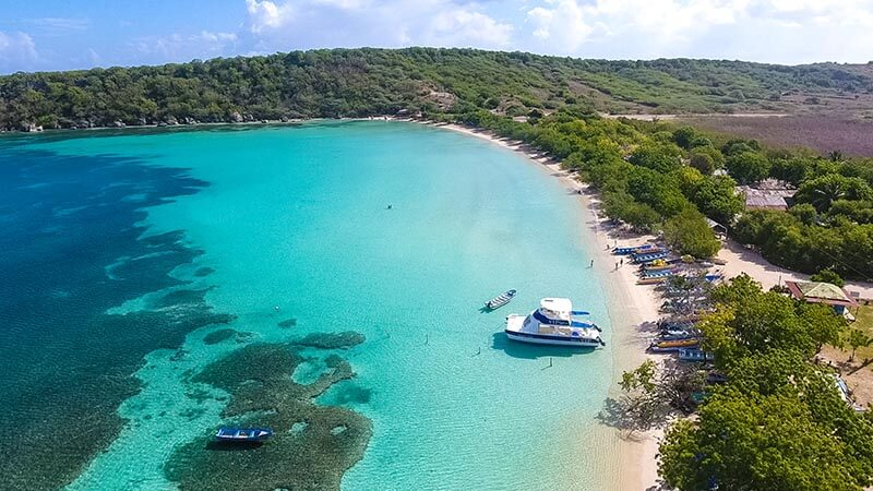 starting point for cayo arena paradise island tour things to do in puerto plata