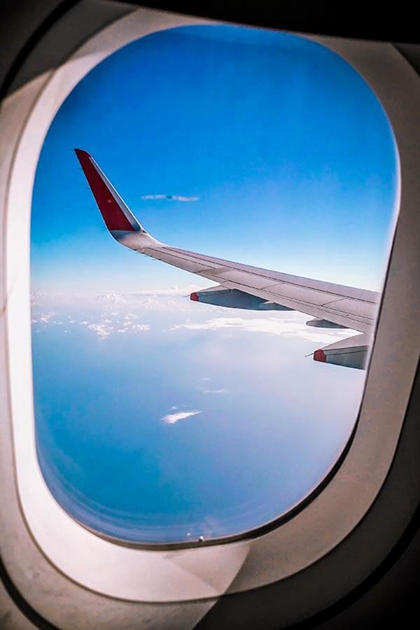 Air Canada Vaations Window View by Vacation Couple Saint Lucia St Lucia Sandals Regency La Toc Review