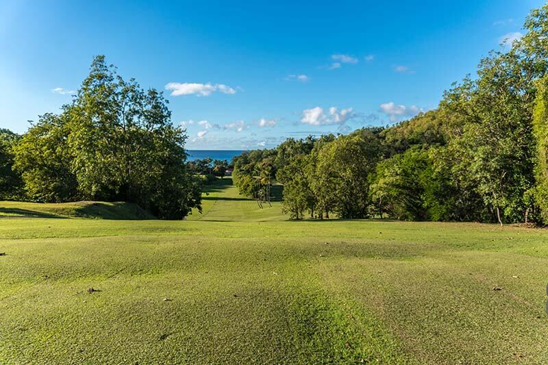 Sandals Regency La Toc Review Golf Course