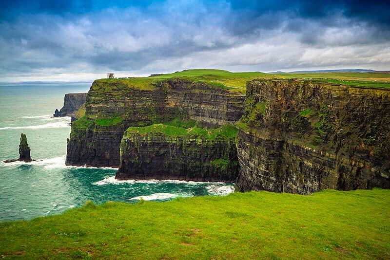 Ireland Road Trip Ireland one week road trip cliffs oh moher
