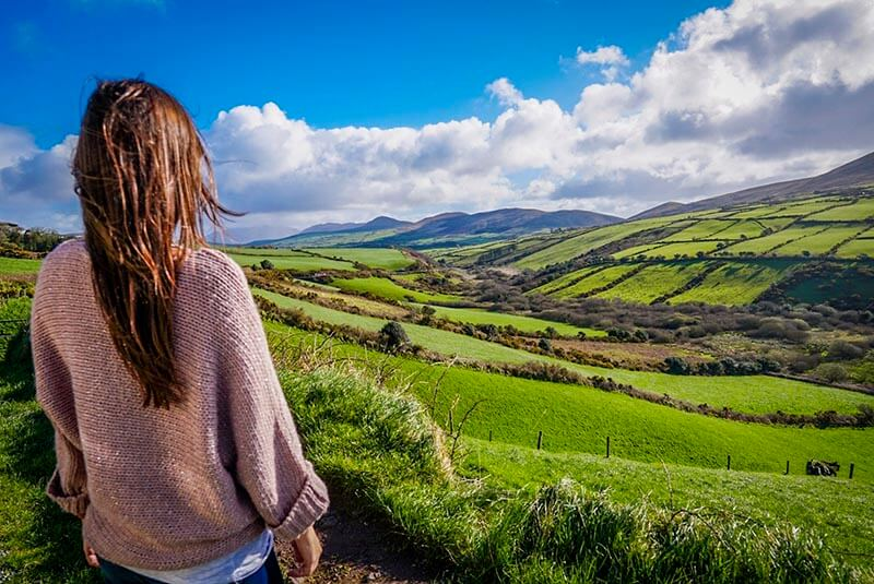 The Dingle Peninsula WIld Atlantic Way Ireland Road Trip Ireland one week road trip dingle peninsula kristin