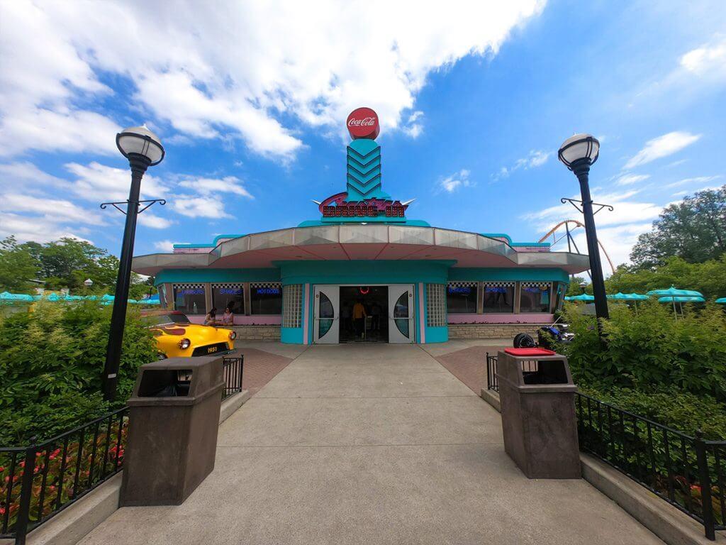 Canadas Wonderland Coasters Restaurant