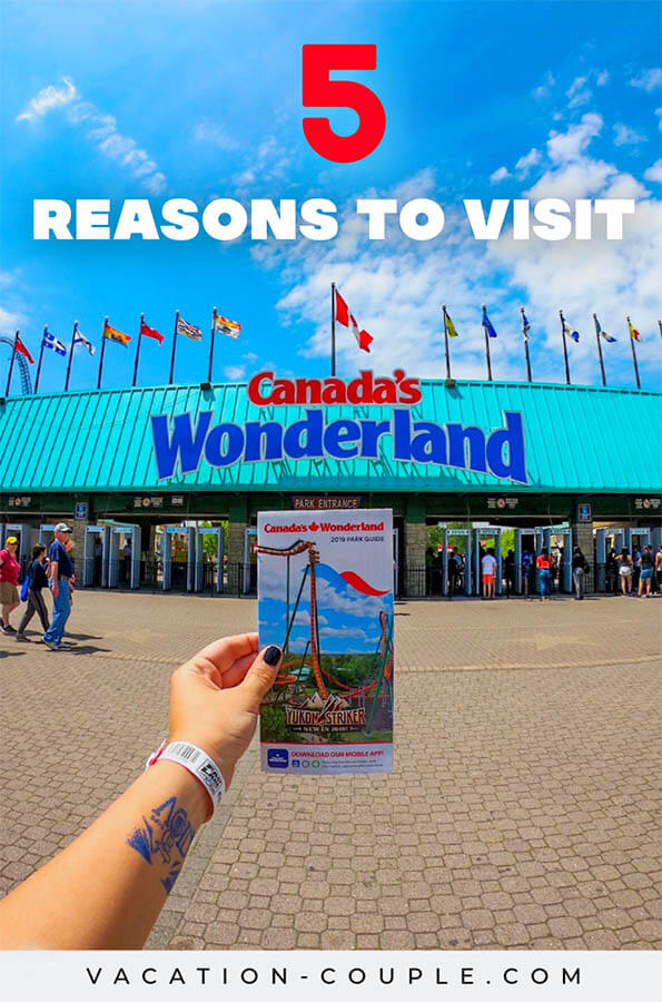 canadas wonderland top reasons to visit