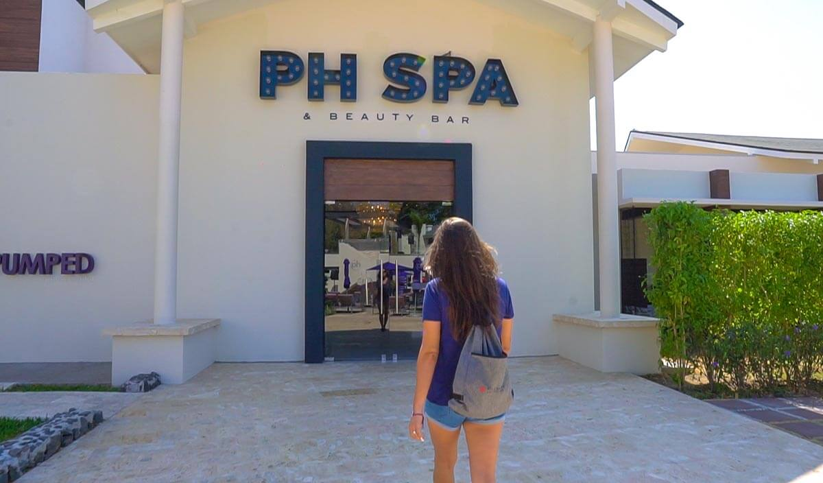 planet hollywood beach resort costa rica review PH spa