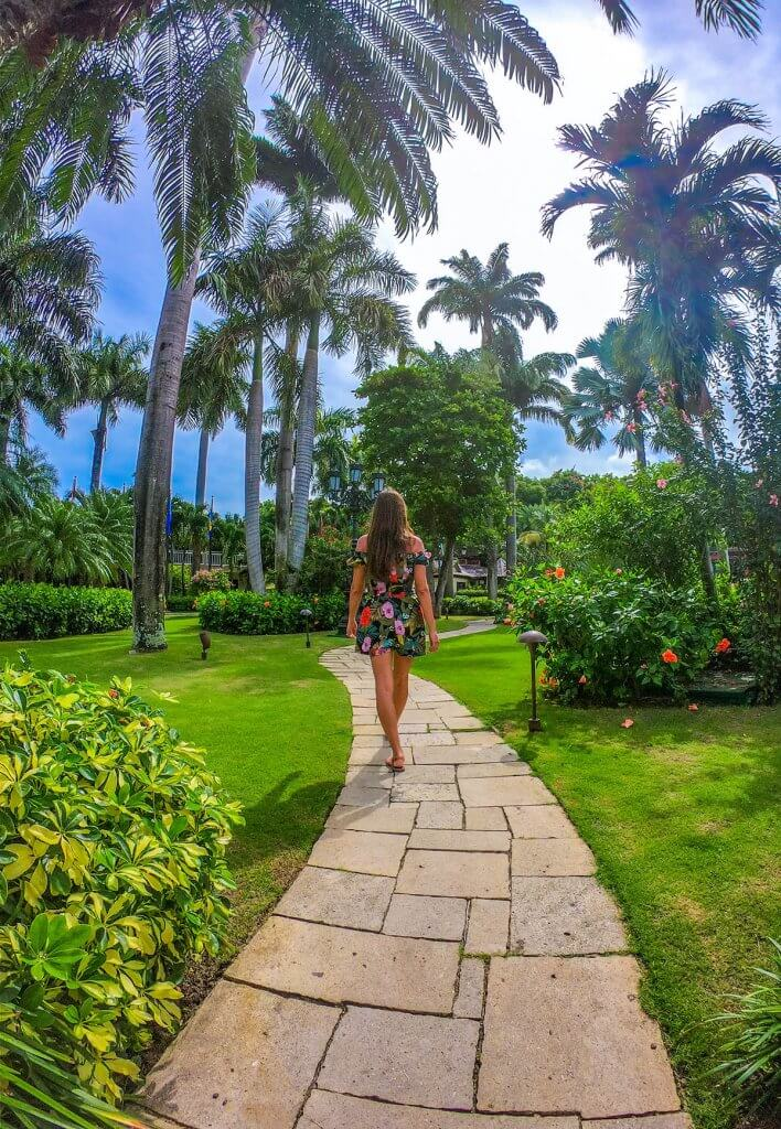 Sandals Grande Antigua Resort Garden